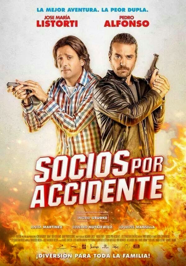 Socios por accidente – DVDRIP LATINO
