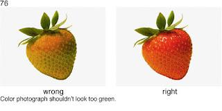 Совет 76. Предметы на  фото должны обладать естественными цветами
