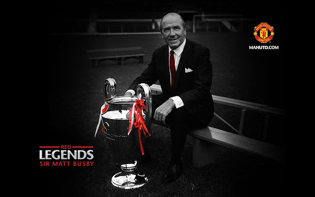 Sir Matt: Red Legends Manchester United