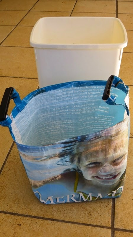 http://jembellish.blogspot.com/2014/07/upcycled-salt-bag-to-bin-liner.html