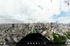 Foto de Tokio de 180 gigapixeles: Tokyo Tower Gigapixel Panorama