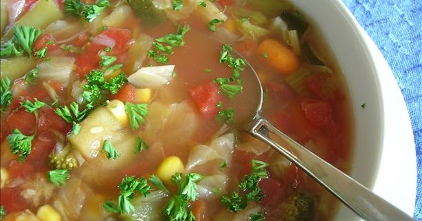 Vegetable Soup Diet - The Answer to Fast Weight Loss