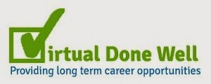Virtual Done Well is in need of Online Personal Assistant with Video Editing Experience!