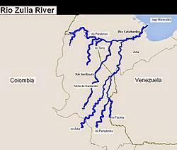 LÍMITES DE LA CAPITANÍA GENERAL DE VENEZUELA POR ESTE SECTOR, AÑO 1777