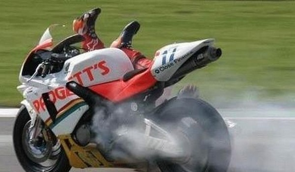 Piloto de Moto GP