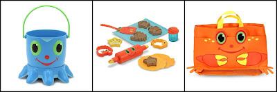 Melissa & Doug toys