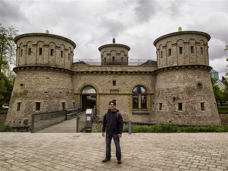 Las Tres Torres de Fuerte Thüngen