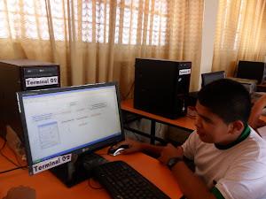 Trabajando en el aula de innovación
