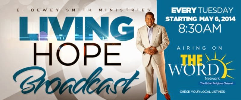 "Tune In: ""Preaching Machine"" @edeweysmith is on The Word Network"