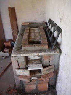 Como fazer um fogão a lenha passo a passo