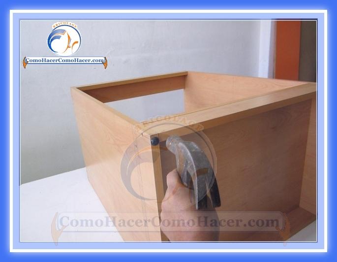 Muebles de cocina construcci n web del bricolaje dise o diy for Programa para crear muebles de melamina