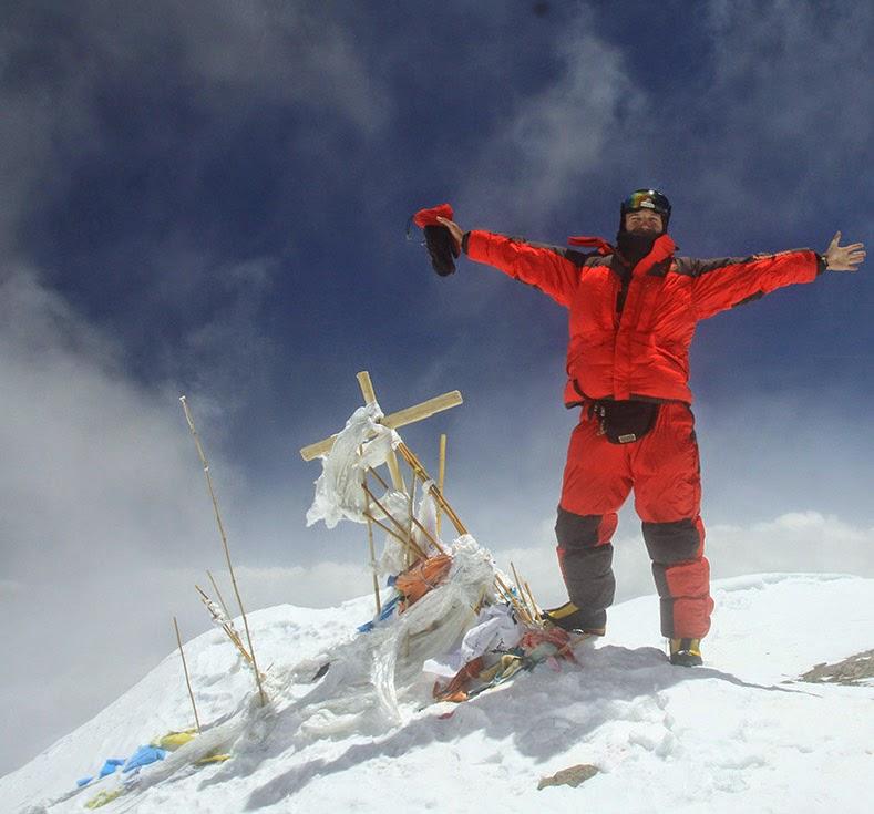 Moja expedicia Muzstagh Ata 2013