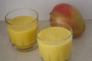 Mango-Appelsap