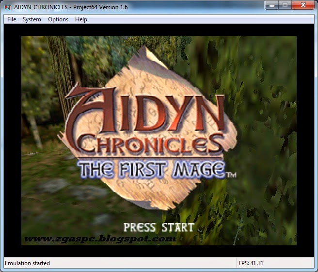 AIDYN Chronicles The First Mage Nitendo 64 For PC