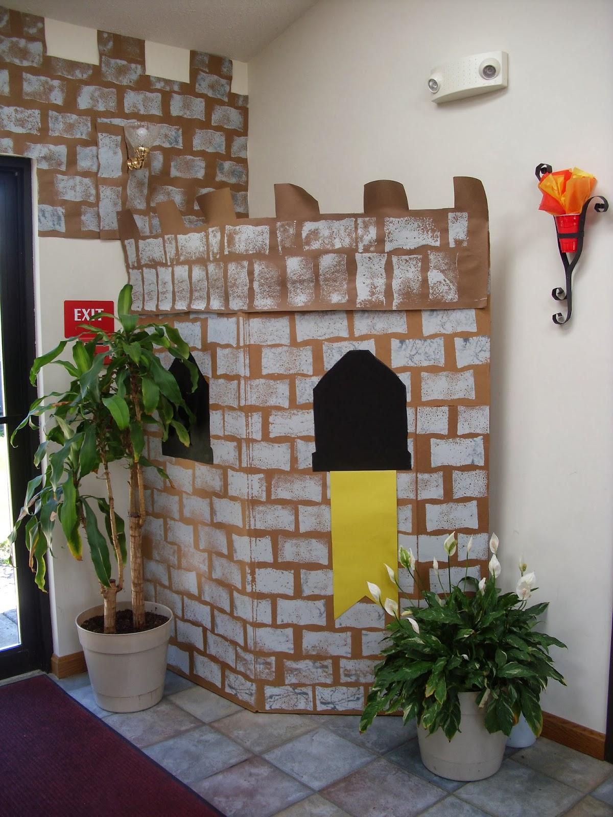 Medieval Party Decoration Ideas