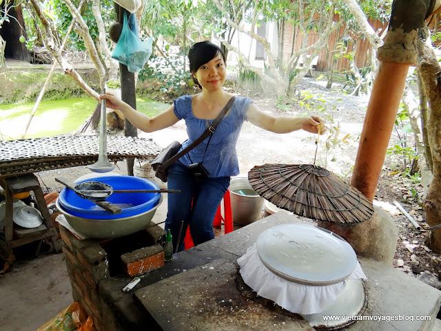 Escapade au delta du Mekong - août 2013