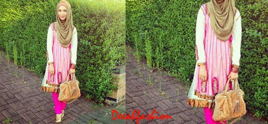 Trend Baju Muslim Syari 2014 IndiaChic