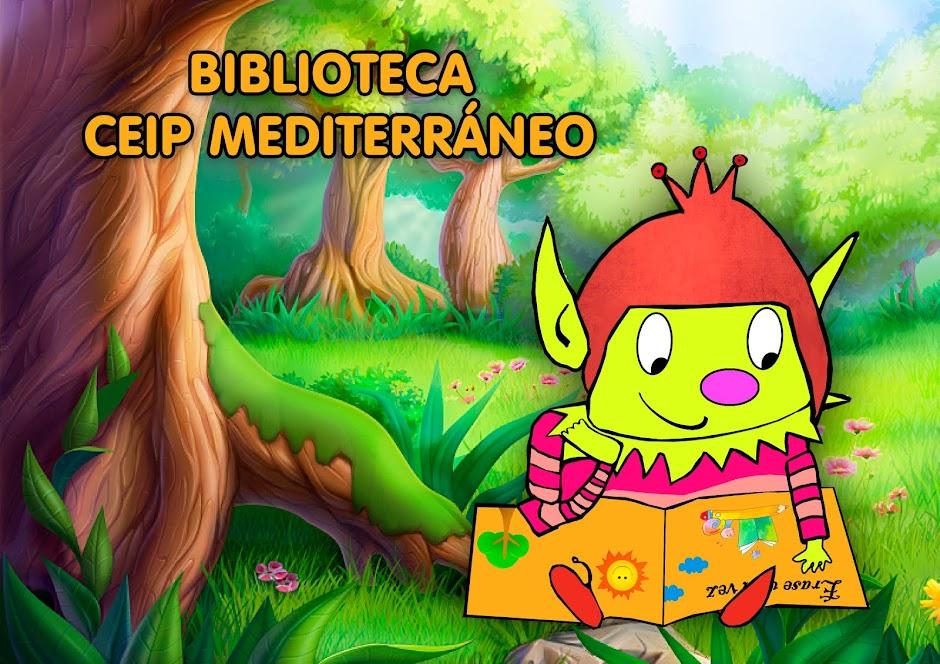BIBLIOTECA MEDITERRÁNEO