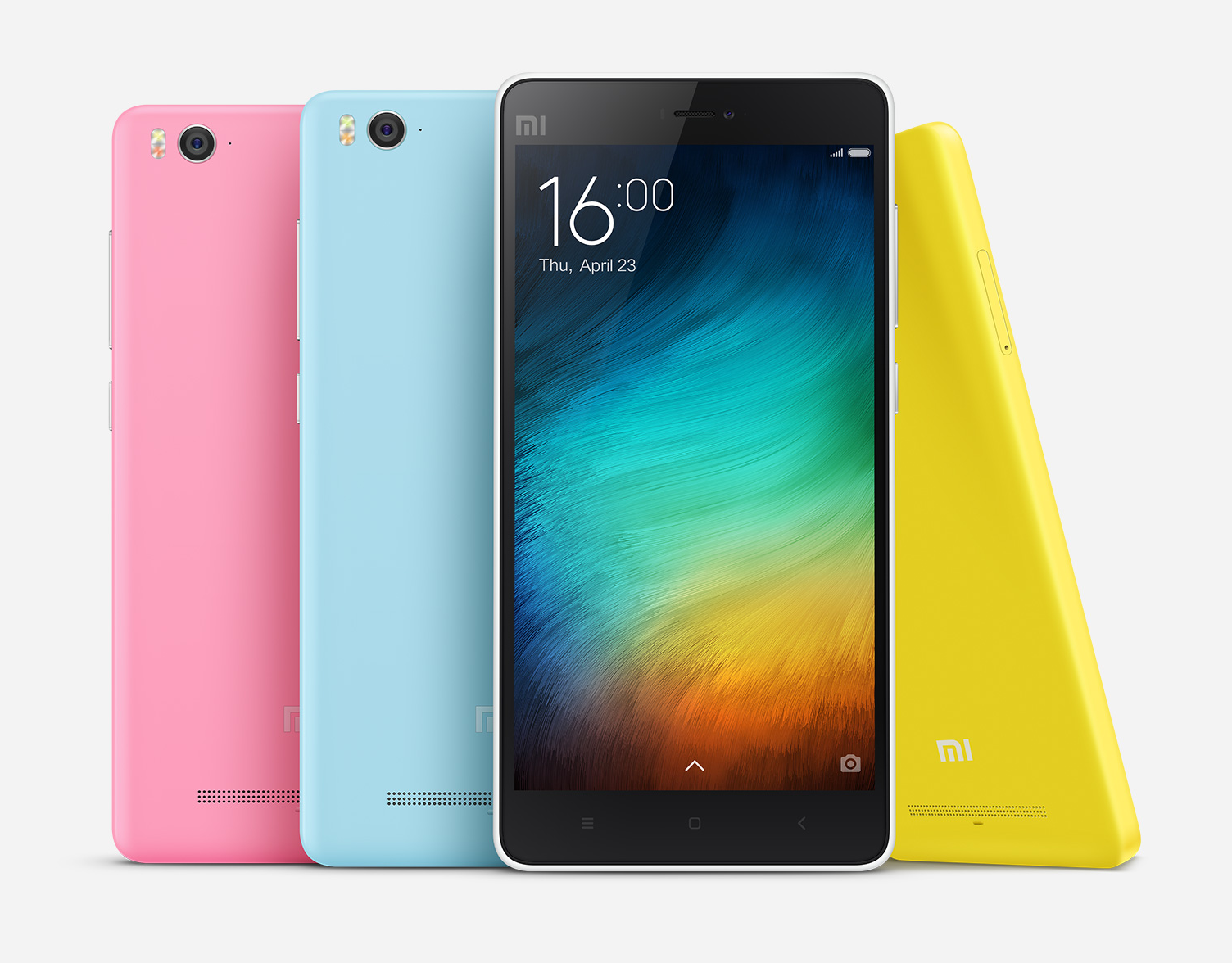 Xiaomi Mi 4i officially announced in India for Rs. 12,999, packs in