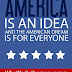 America Is An Idea Book Spotlight & Giveaway