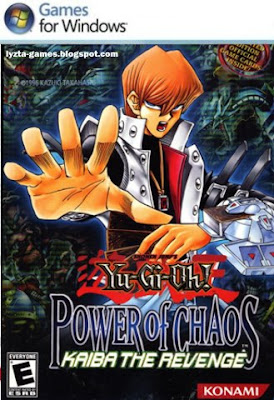 Yu-Gi-Oh Power of Chaos: Kaiba the Revenge PC Cover