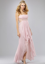Pale Pink Summer Dress
