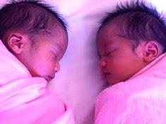 My Princesses : Iman Khadeeja & Ranya Fatimah