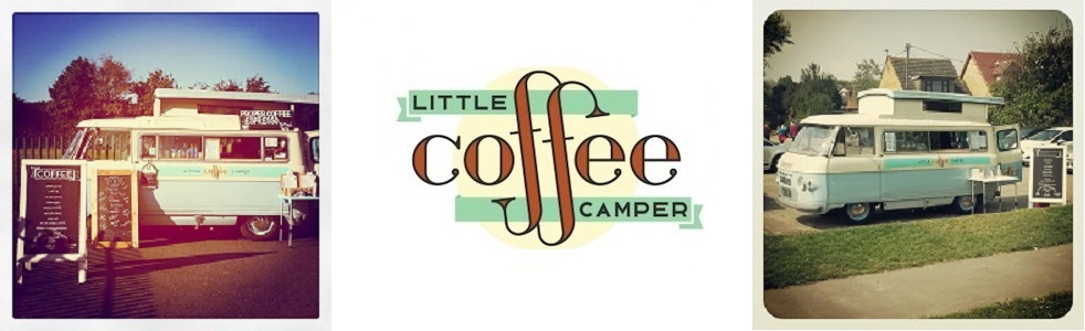 Little Coffee Camper - Mobile Coffee Bar - Coffee Van Hire in Essex & London