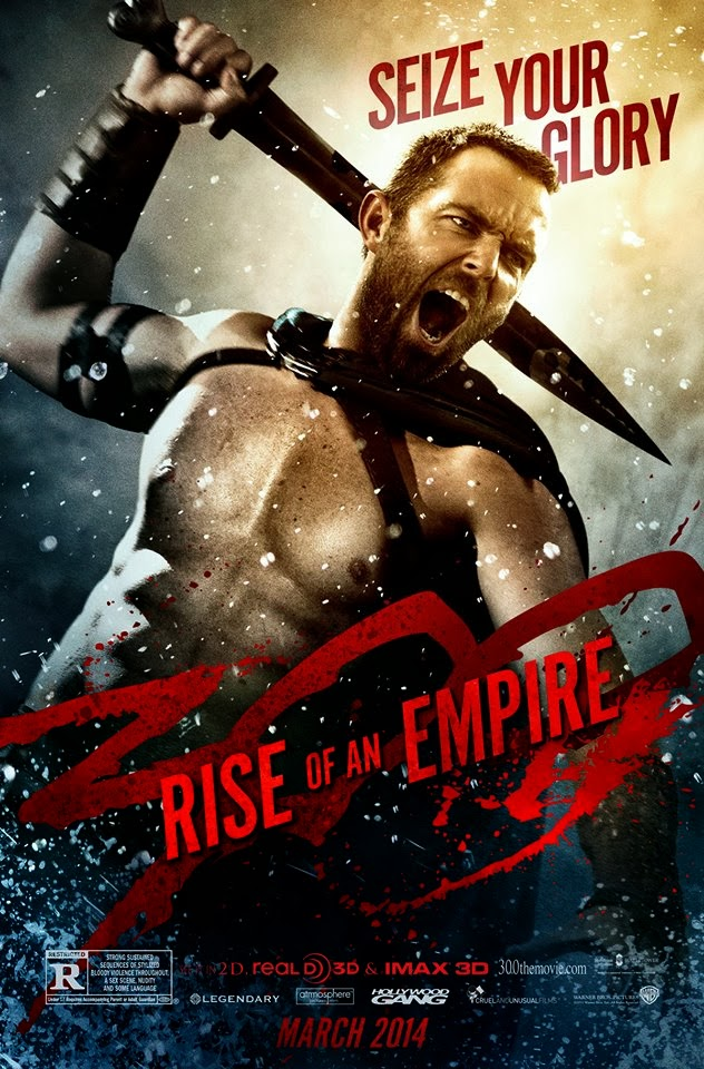 Watch 300: Rise of an Empire (2014) ScamRip Hindi Dubbed Full Movie Watch Online For Free Download