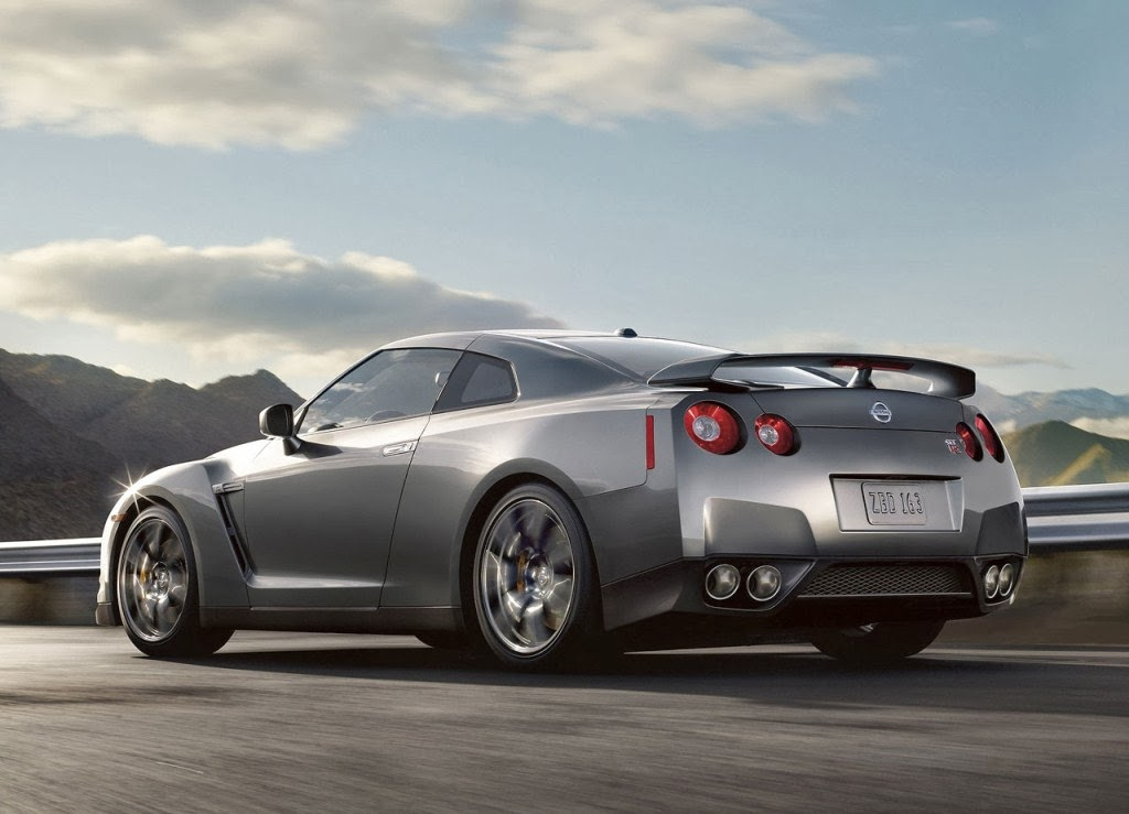 Nissan GTR Car Wallpaper