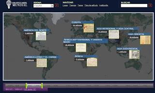 Biblioteca Digital Mundial World Digital Library