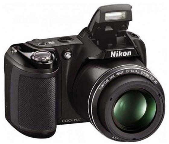 Harga & Spesifikasi Kamera Nikon Coolpix L320