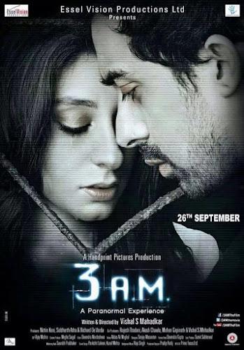 3 A.M. (2014) Movie Poster No. 2