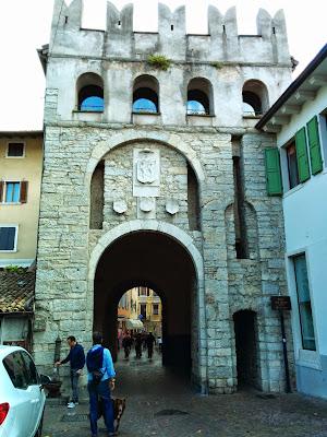 Via Dante - Porta San Marco