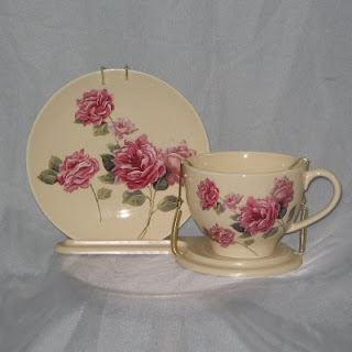 Buy a Victorian Style Teacup and Saucer
