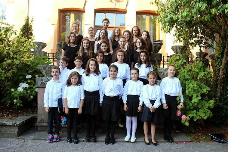Coro Alia Musica Junio 2014