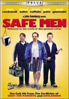 descargar Safe Men – DVDRIP LATINO