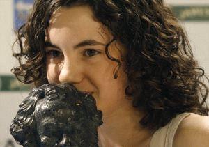 Ivana Baquero gana el Goya