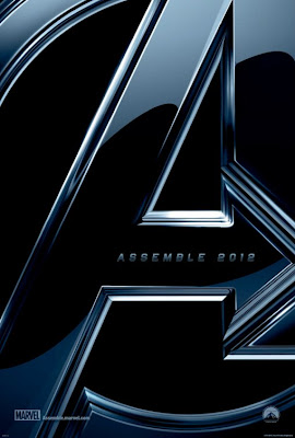 The Avengers Teaser One Sheet Movie Poster