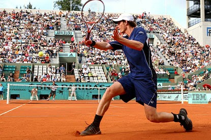 Andy Murray Slice Tenis Backhand