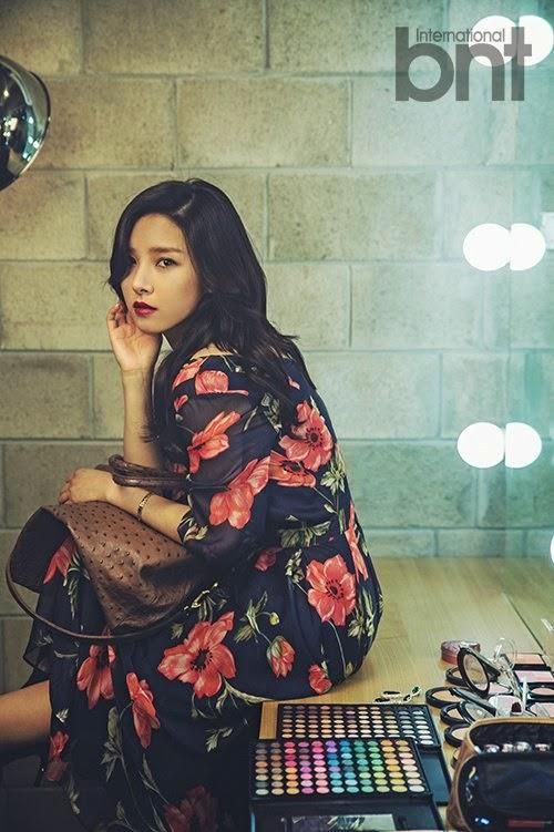 Kim So Eun - bnt International April 2014