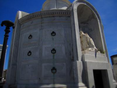 Italian Mutual Benevolent Society Tomb – Saint Louis Cemetery #1, New Orleans