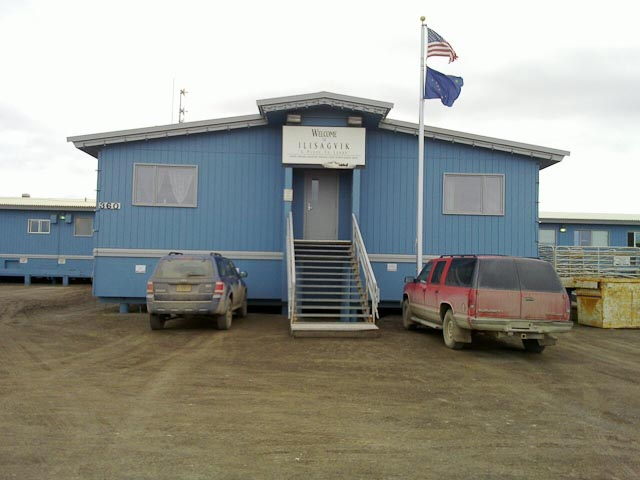 Next Generation Ecosystem Experiment: Science Camp at Ilisagvik ...