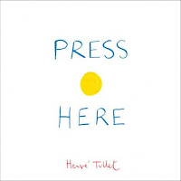 press+here Bonjour, Monsieur Tullet!