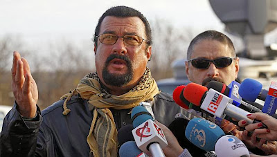 Steven Seagal for Governor