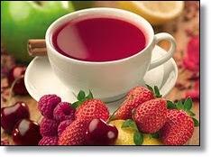 Chá de Frutas Vermelhas