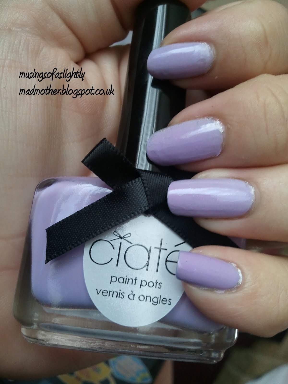 Musings of a slightly mad mother notd ciate purple sherbert - Sofa herbergt s werelds ...