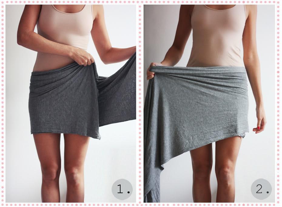 Как сшить оригинальную юбку своими руками 68