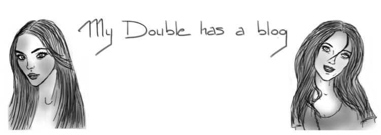 My double has a blog