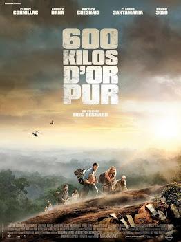 600 Kilos de Oro Puro [600 Kilos D Or Pur] DVDRip [2011]